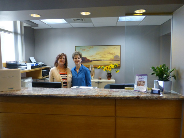Brookline, MA front desk