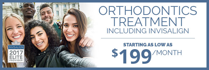 Orthodontic Special Banner