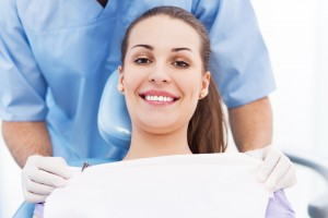 Shutterstock Happy Dental Patient